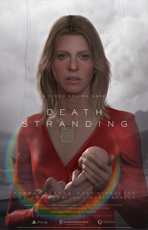 death stranding lindsay